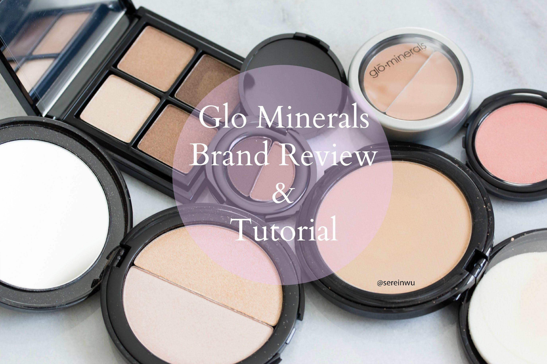 Beauty expert Serein Wu on GloMinerals Beauty expert