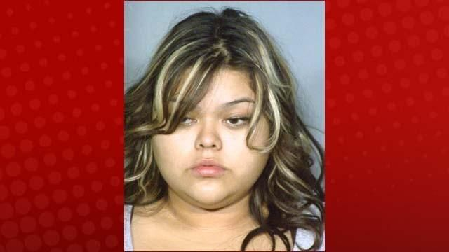JUST ADDED to FOX5 Mugshots of the Month-- Vegas woman