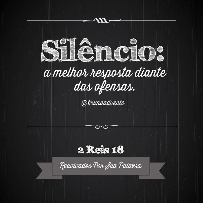 O Silencio Tambem Pode Ser A Resposta De Deus Com Imagens