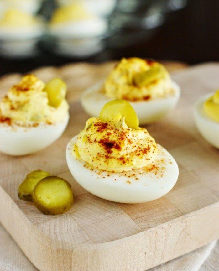 1001 recettes et id es pour un repas de p ques savoureux entr e de paques p ques oeufs et - Cuisiner des oeufs ...