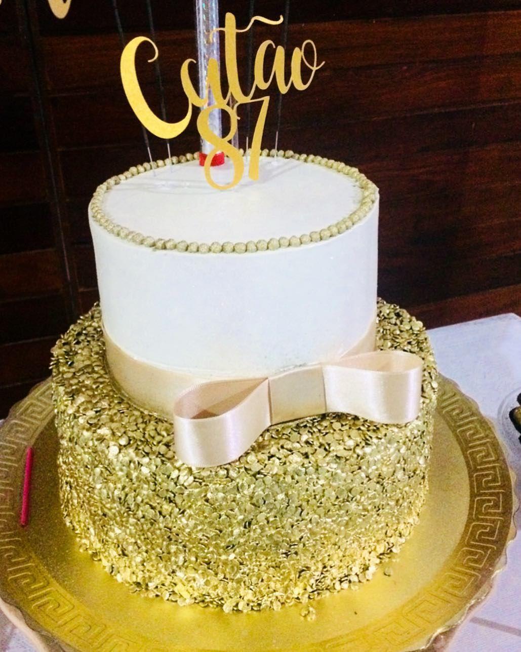 Bolo Dourado De Chantininho Doisamores Goldcake Chantininho