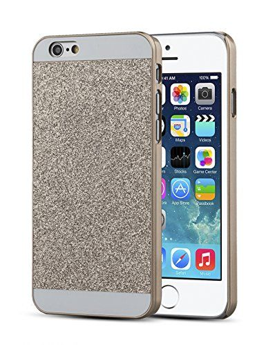 iPhone 6 Case, E-Trends Glamorous Glitter Hard Case Cover for iPhone 6 (4.7 Inch) Bling Bling- Retail Packaging (Gold) E-Trends http://www.amazon.com/dp/B00NLJGV1E/ref=cm_sw_r_pi_dp_GnjUub1QQ1FNK
