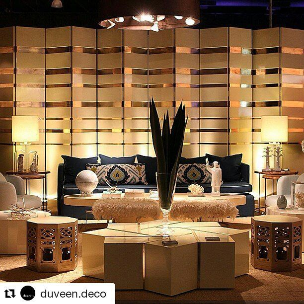 Aprovechamos el #repost para estrenar nuestro @duveen.deco ! We seize the #repost to show our new @duveen.deco !  #new #feria #nuevo #feriad&d #d&d #argentina #furniture #designer #design #diseño #moderno #quality