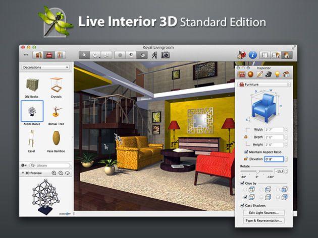 Design Your Dream Home With Live Interior 3d Design