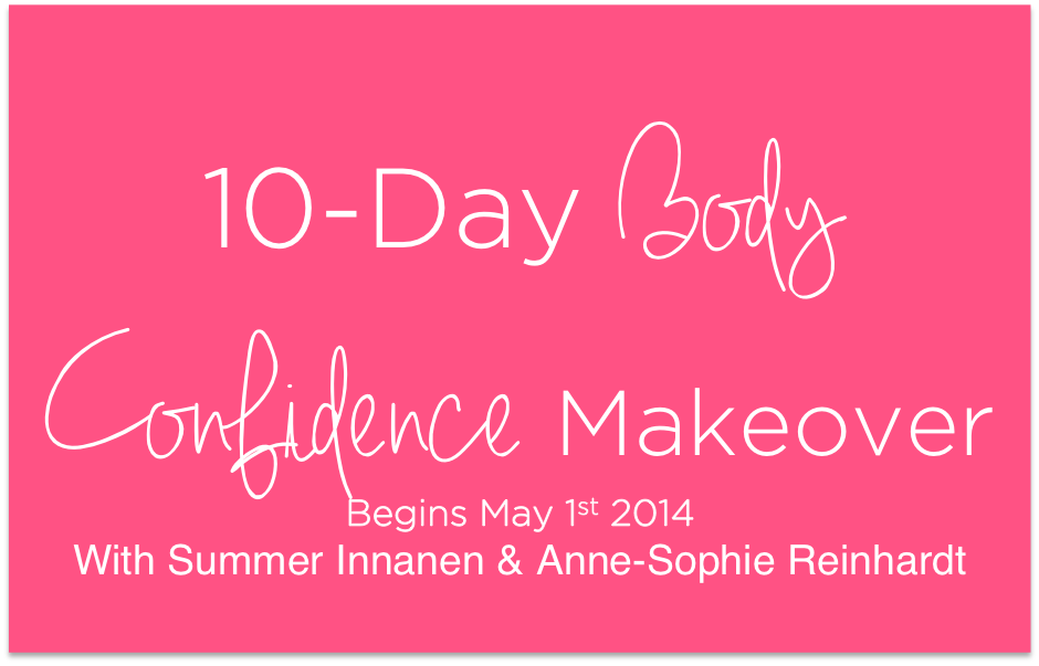 10 Day Confidence Makeover