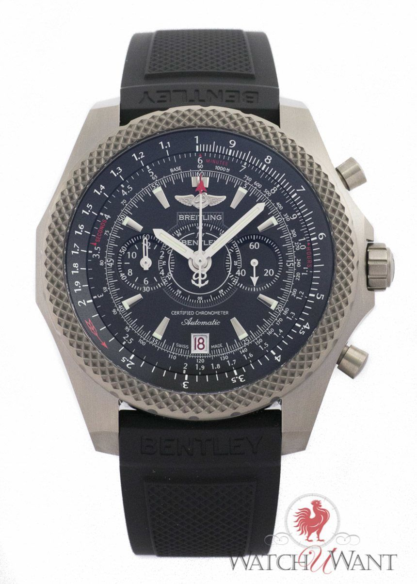 Breitling Black Friday Watches At WatchUWant Sales & Auctions