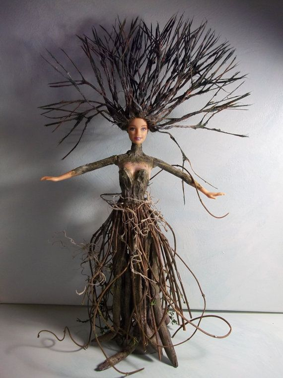 Mother Nature Barbie
