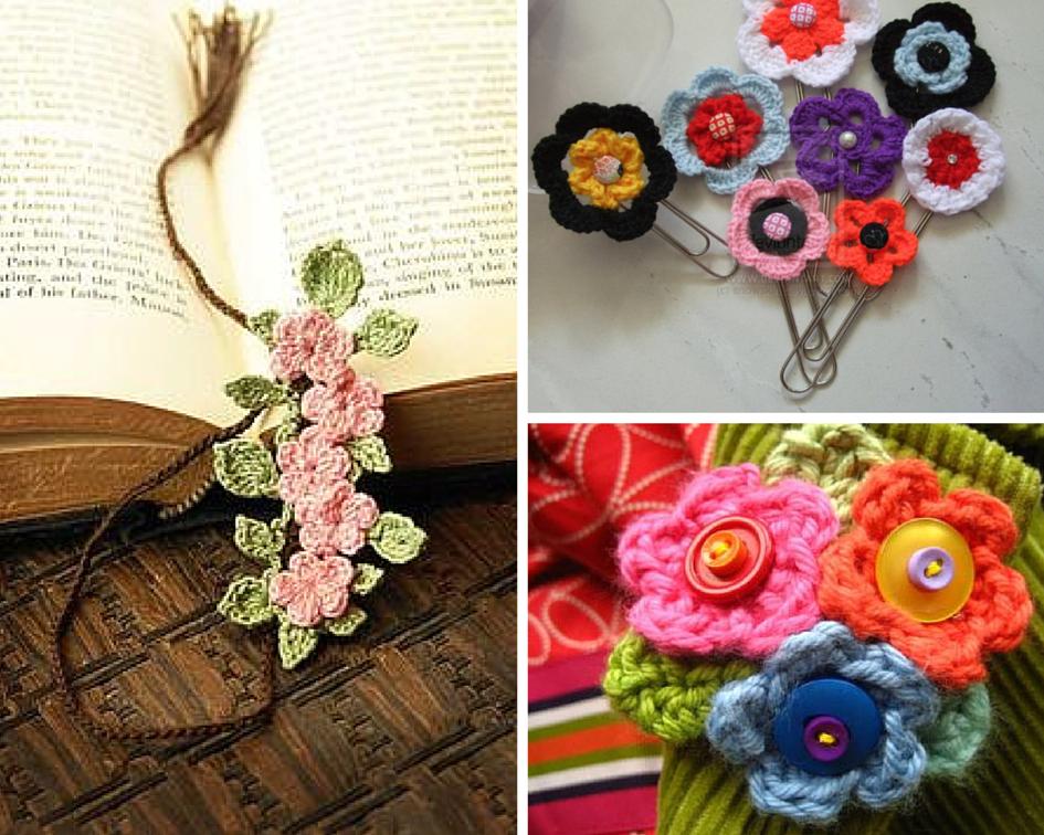 Free Crochet Flower Patterns Crochet Project Ideas Pinterest
