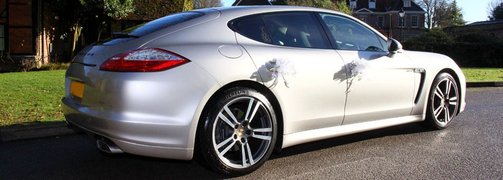 Panamera Wedding Car Is Based In Hedge End Southampton And Covers The Surrounding