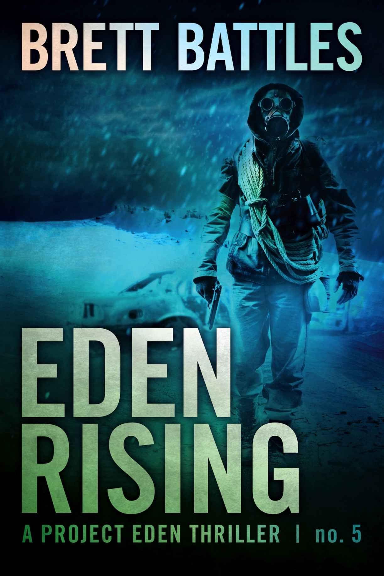 Amazon.com: Eden Rising (A Project Eden Thriller Book 5) eBook: Brett Battles…