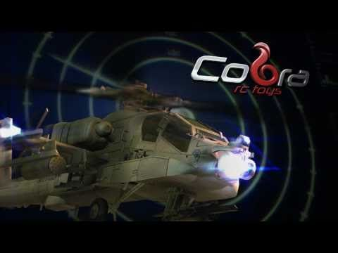 Cobra Toys RC Helicopters