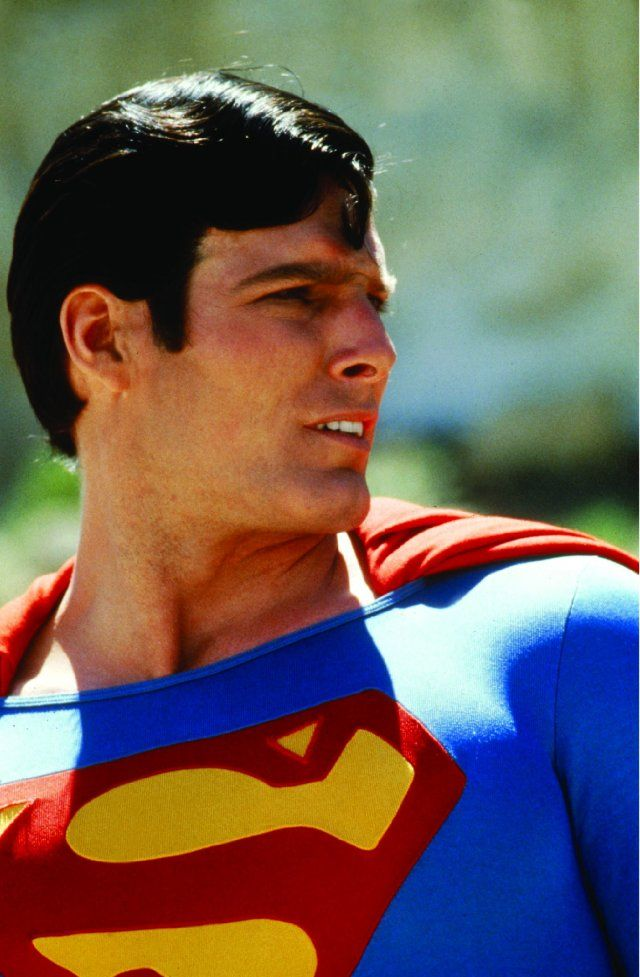 Still of Christopher Reeve in Superman