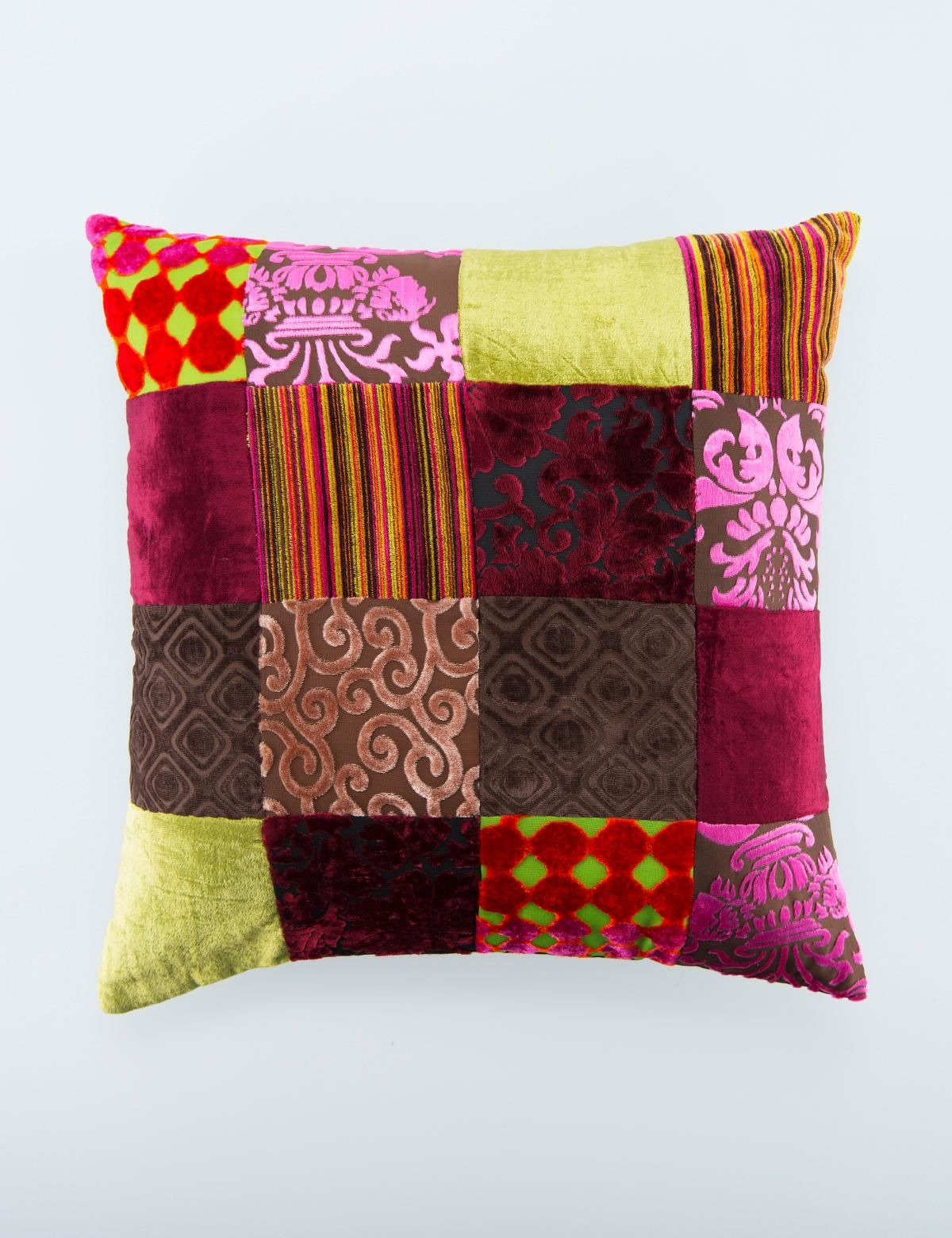 Pillows Online Patch Cushion Multi Pillow Pillow Pillows Interior
