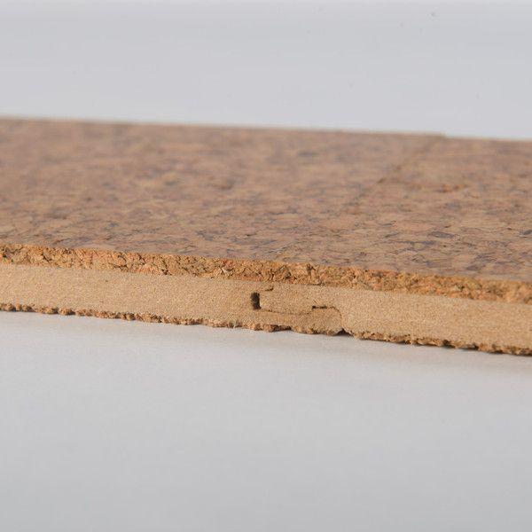 Suberra Engineered Cork Flooring Portugal 7 16 Click Lock
