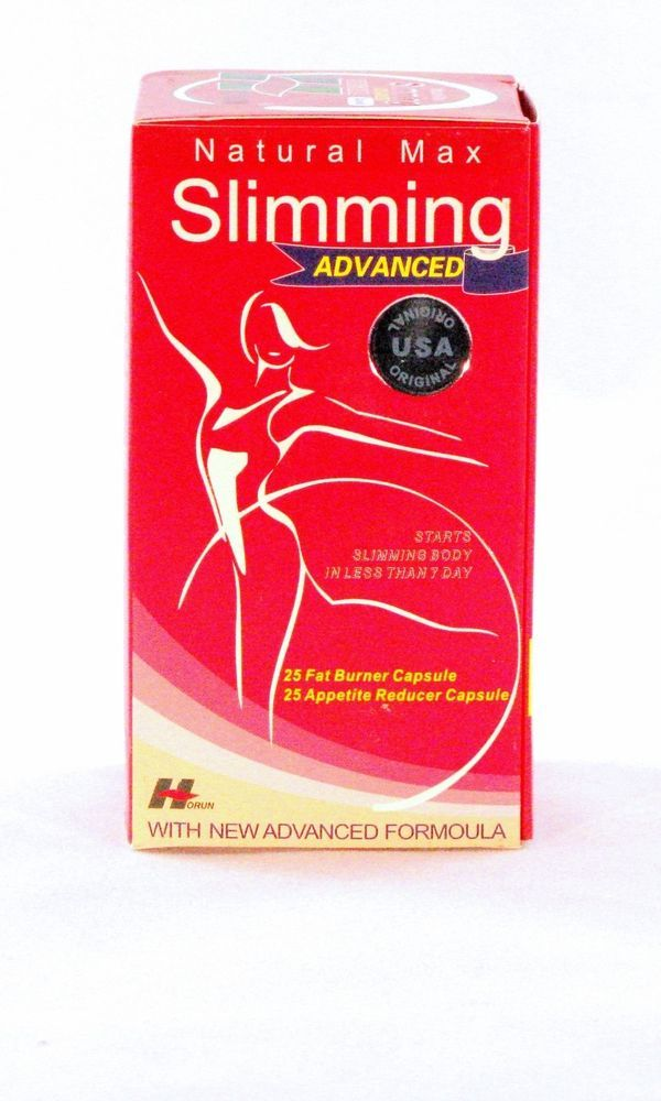 natural max slimming advanced ebay)