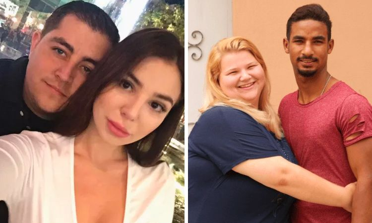 90 Day Fiance Updates Couples Who Have Split Or Stayed Together 90 Day Fiance Fiance Reality Tv