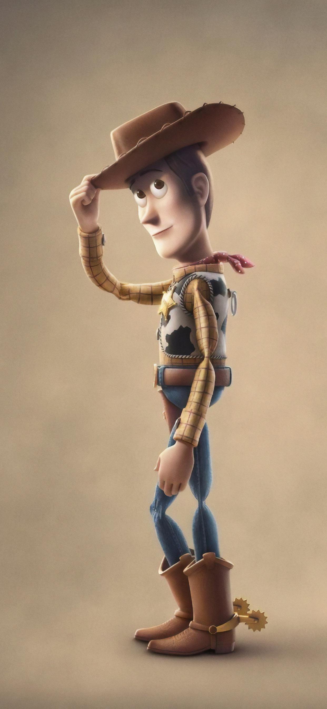Hi Woody Wallpaper Iphone Disney Woody Toy Story Cartoon Wallpaper Hd