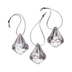 24ct Gems Ornament Set