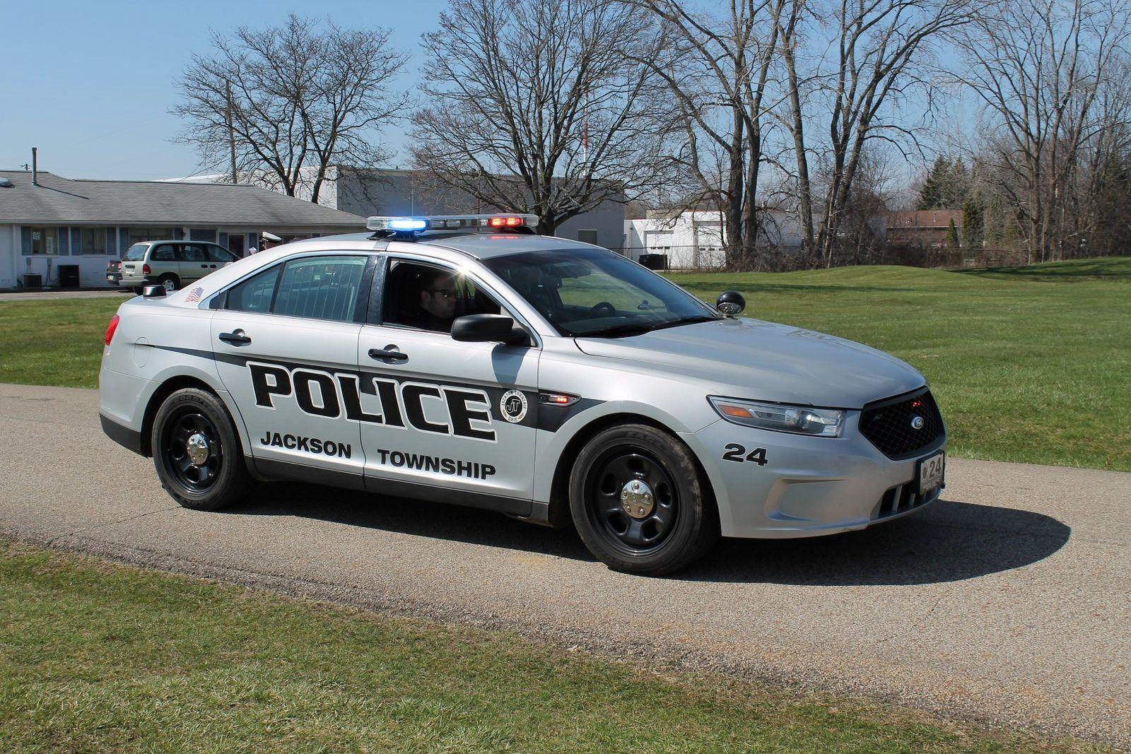 Jackson Township Police Interceptor Sedan Police Car Pictures Police Us Police Car