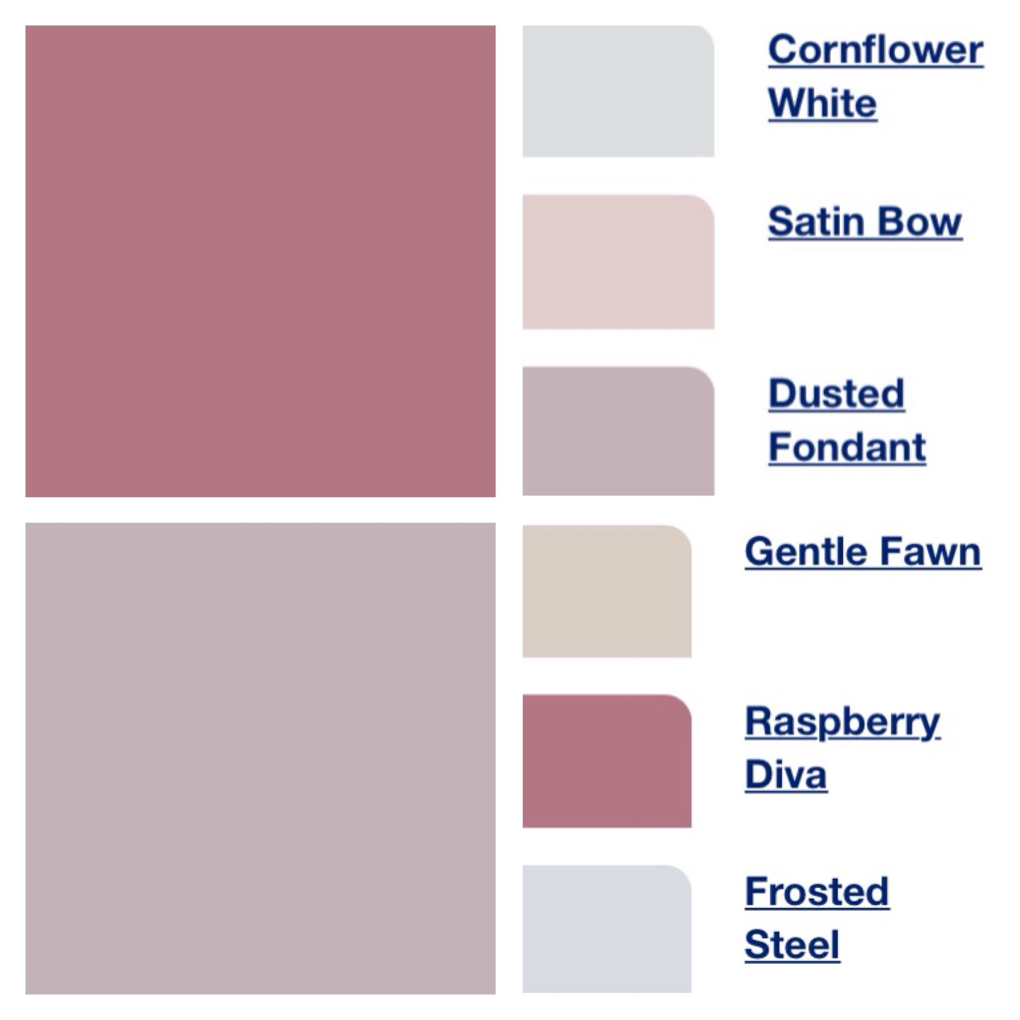 Love The Colours In This Kitchen Raspberry Paint Walnut: Raspberry Diva And Dusted Fondant, Bedroom Ideas, Www
