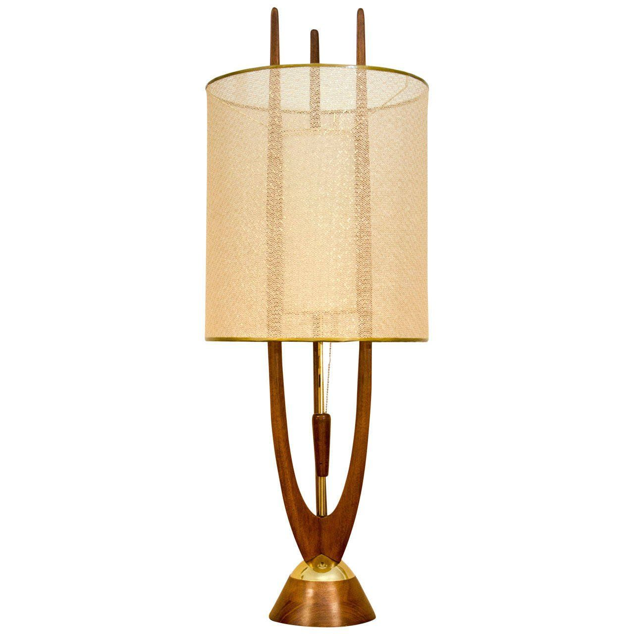 modern lamp design table lamps luxury items mid brass arm swing desk teak vintage wood of arteluce and century