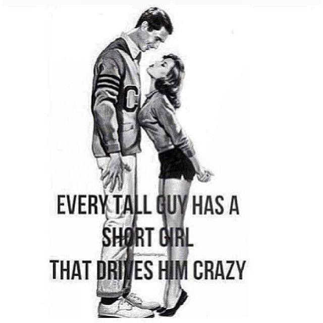 Short girl date a guy would tall a 18 Men