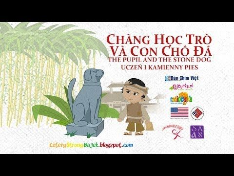 ▶ The Pupil and the Stone Dog - fairy tale of Vietnam - YouTube