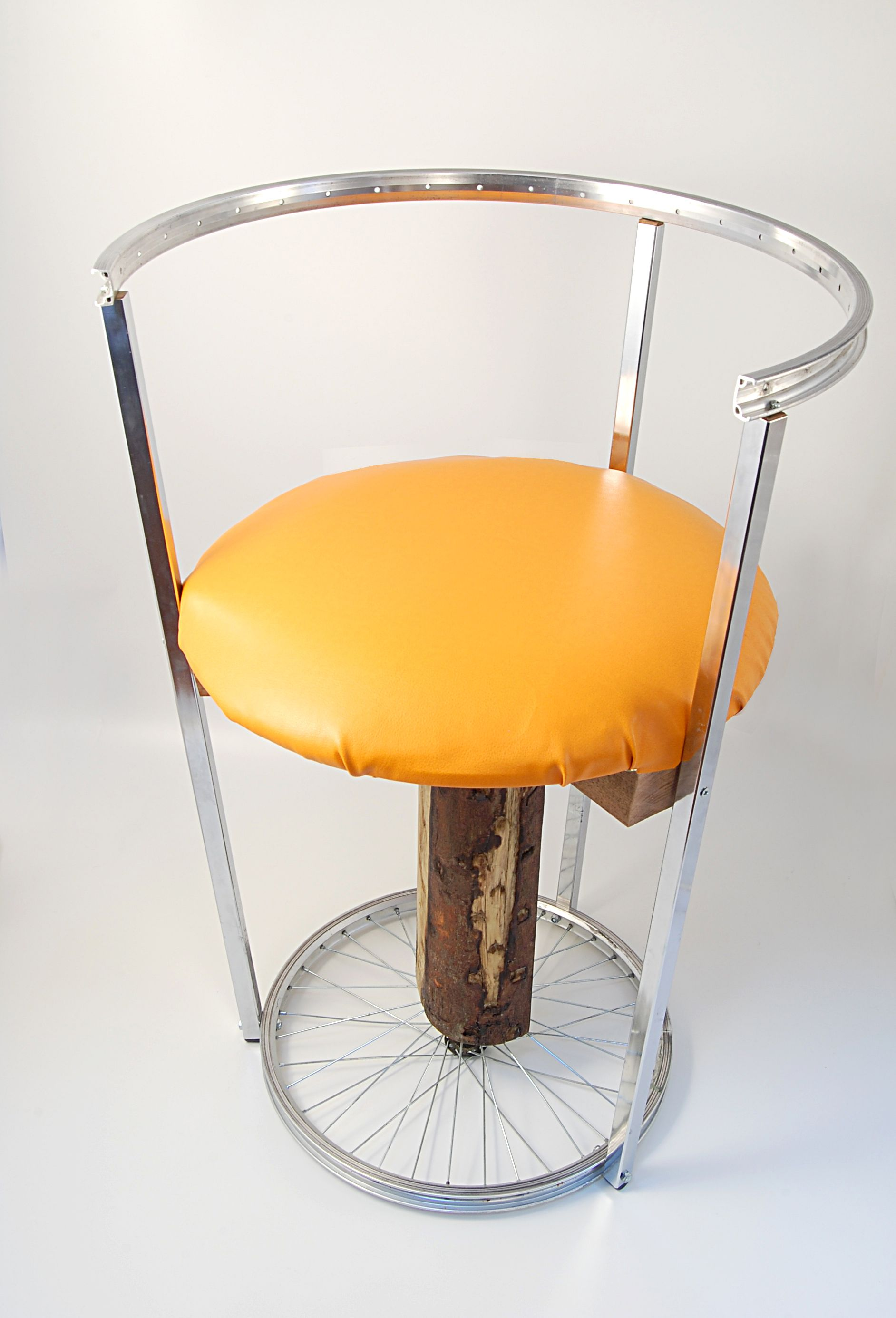 Bicycle Furniture Recycled Bike Chair Bicycle Furniture Pinterest Bikes And Chairs