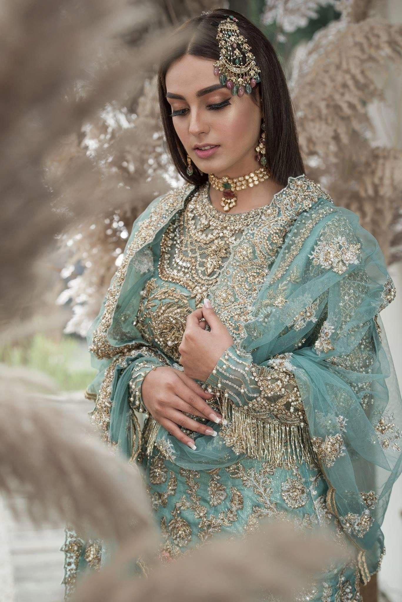 pinterest lifebychelli Pakistani bridal dresses, Desi