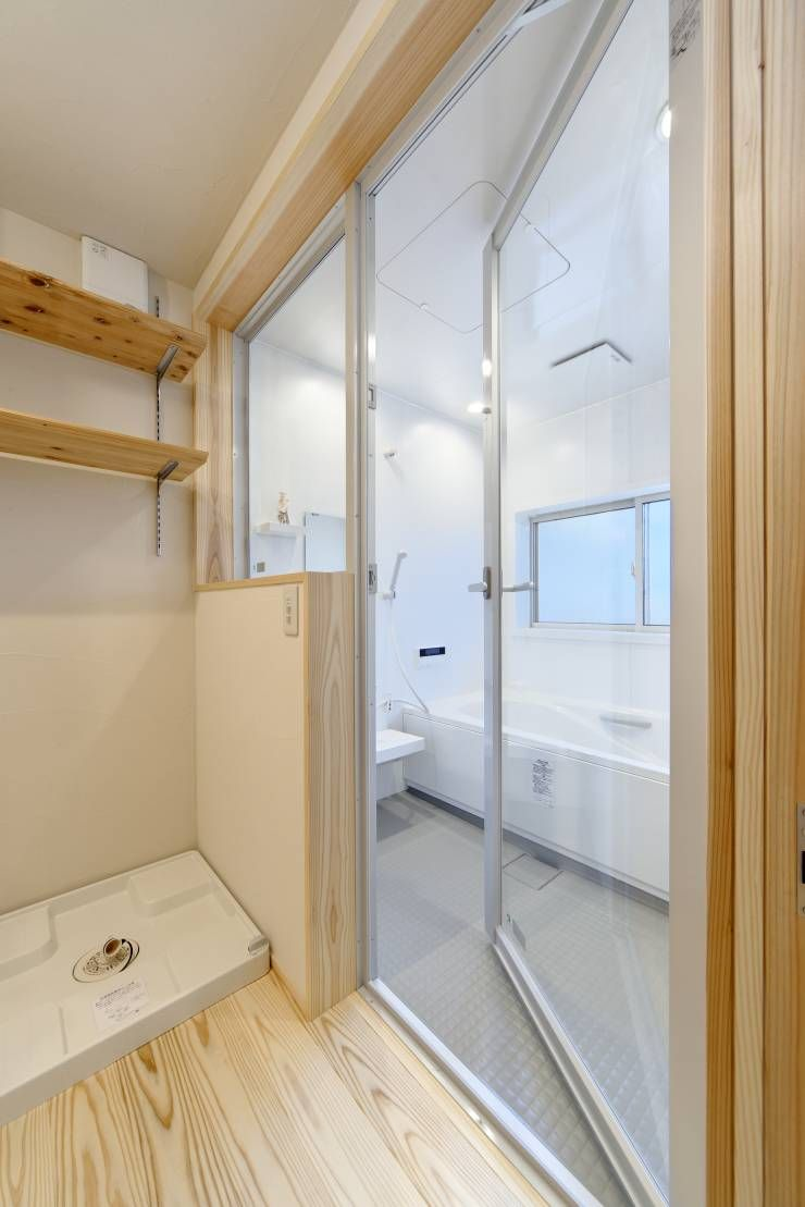 株式会社 建築工房零が手掛けた零の提案型住宅 台所の家 住宅 家