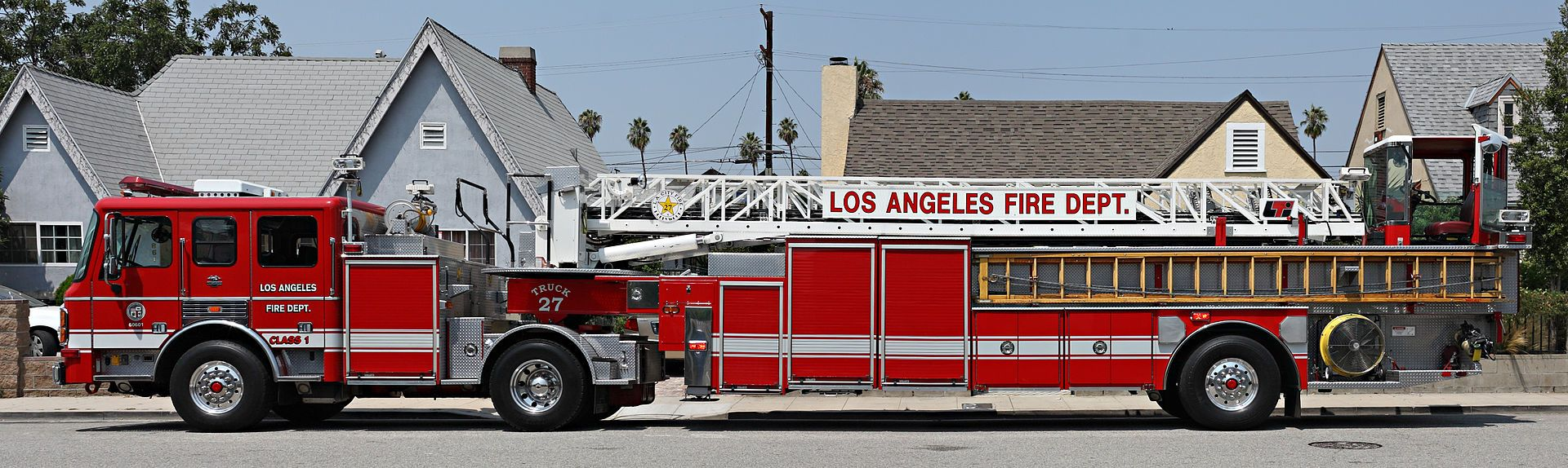 lafd ladder truck fire engine wikipedia firefighting