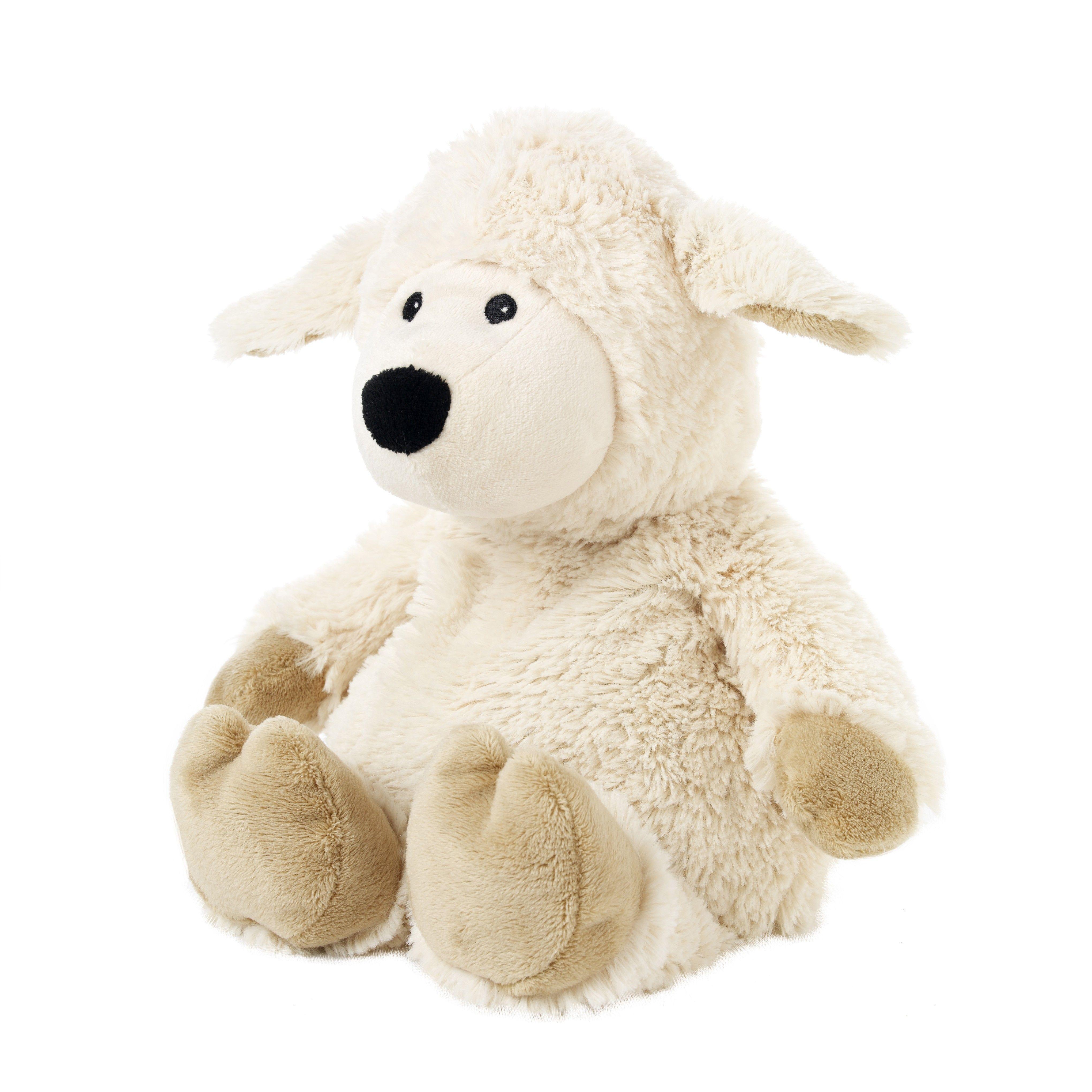Warmies Sheep Microwavable Cozy Plush Soft Toy Plush