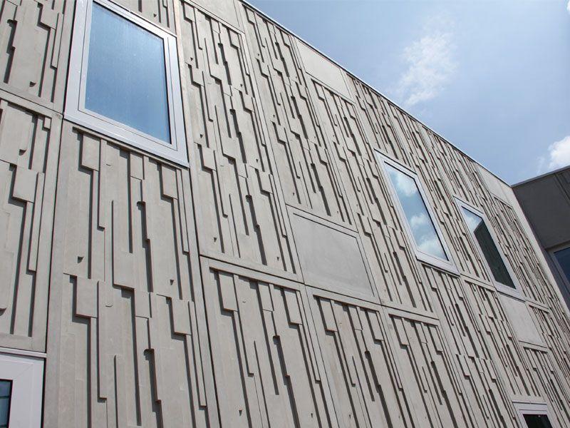 Precast Concrete Cladding Sheets : Reinforce concrete material google search architecture