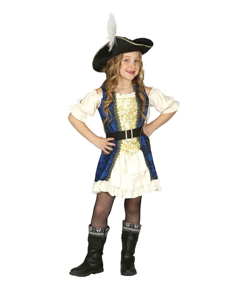 Piratin Kapitan Madchenkostum Disfraces Kids Outfits Fancy
