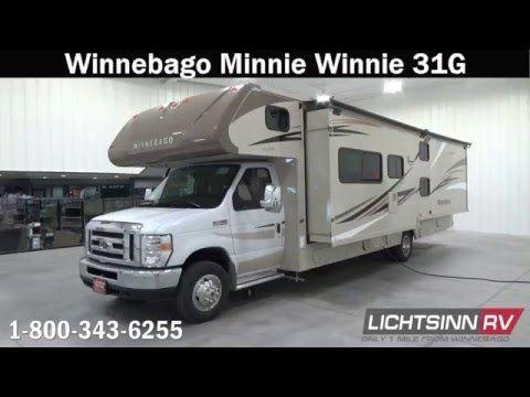Lichtsinn Com New Winnebago Minnie Winnie 31g Winnebago Minnie