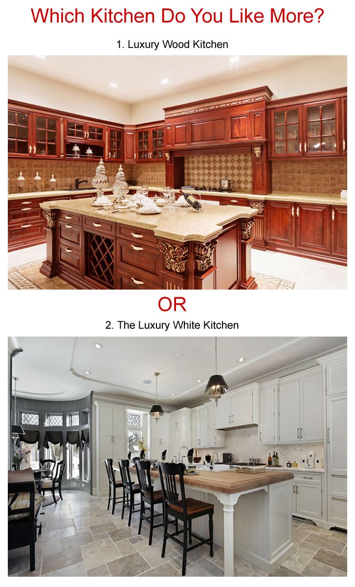 30 Beautiful First Home Decorating Ideas On A Budget: 30 Custom Luxury Kitchen Designs (Some $100K Plus