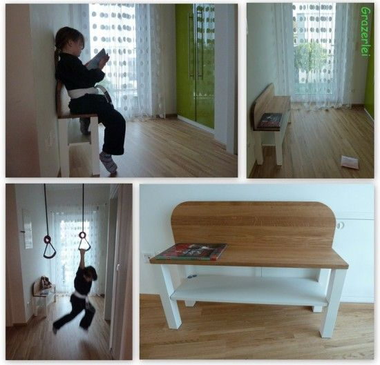 Ikea Hack Entryway Bench: Bench (easily) Made From Lack Table