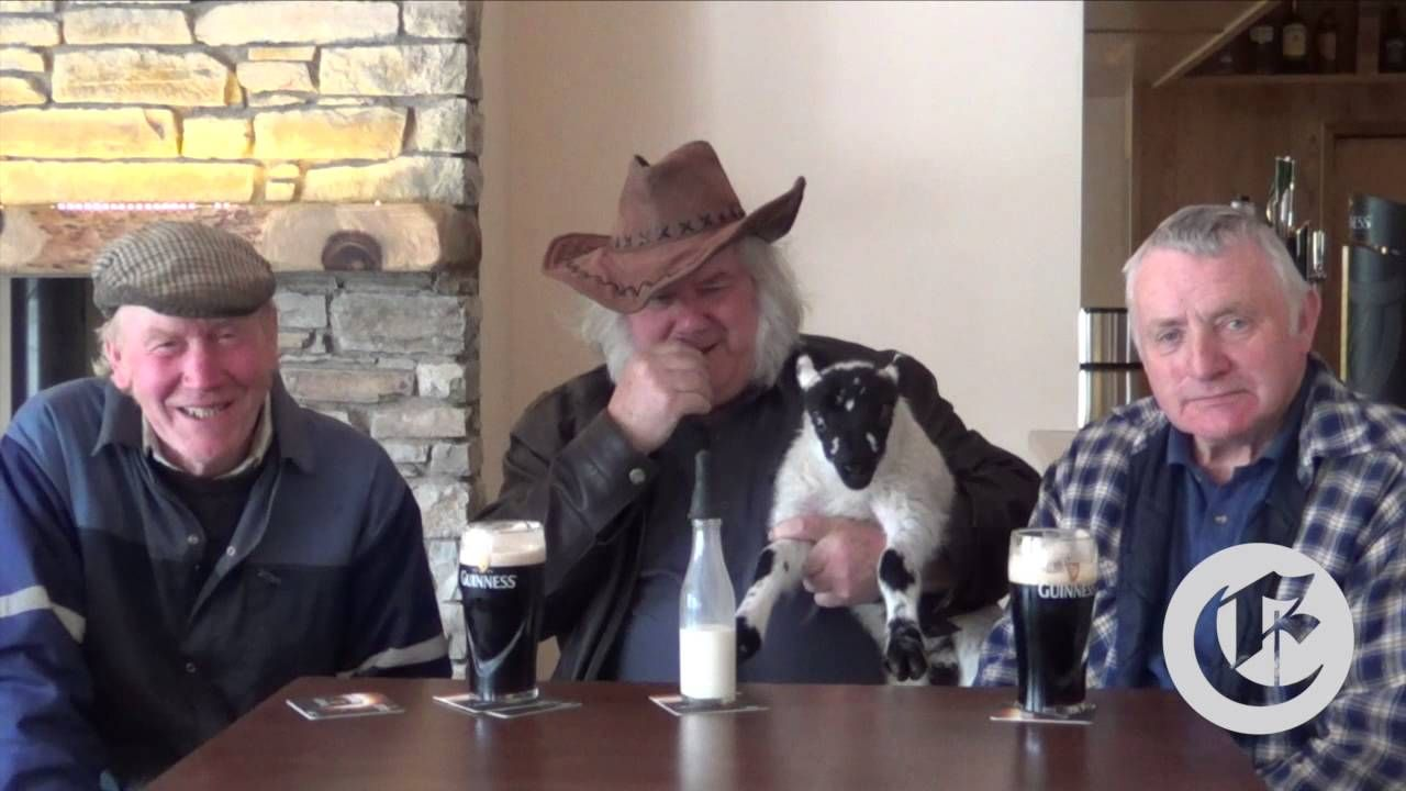 The highest pub in Ireland reopens.   CAN YOU UNDERSTAND ANYTHING THEY SAY? THEY ARE FROM THE COUNTRY.