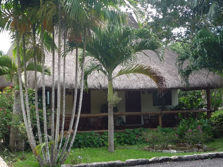 Great Little Cottages For And They Are Close To The Pyramids At Chichen Itza