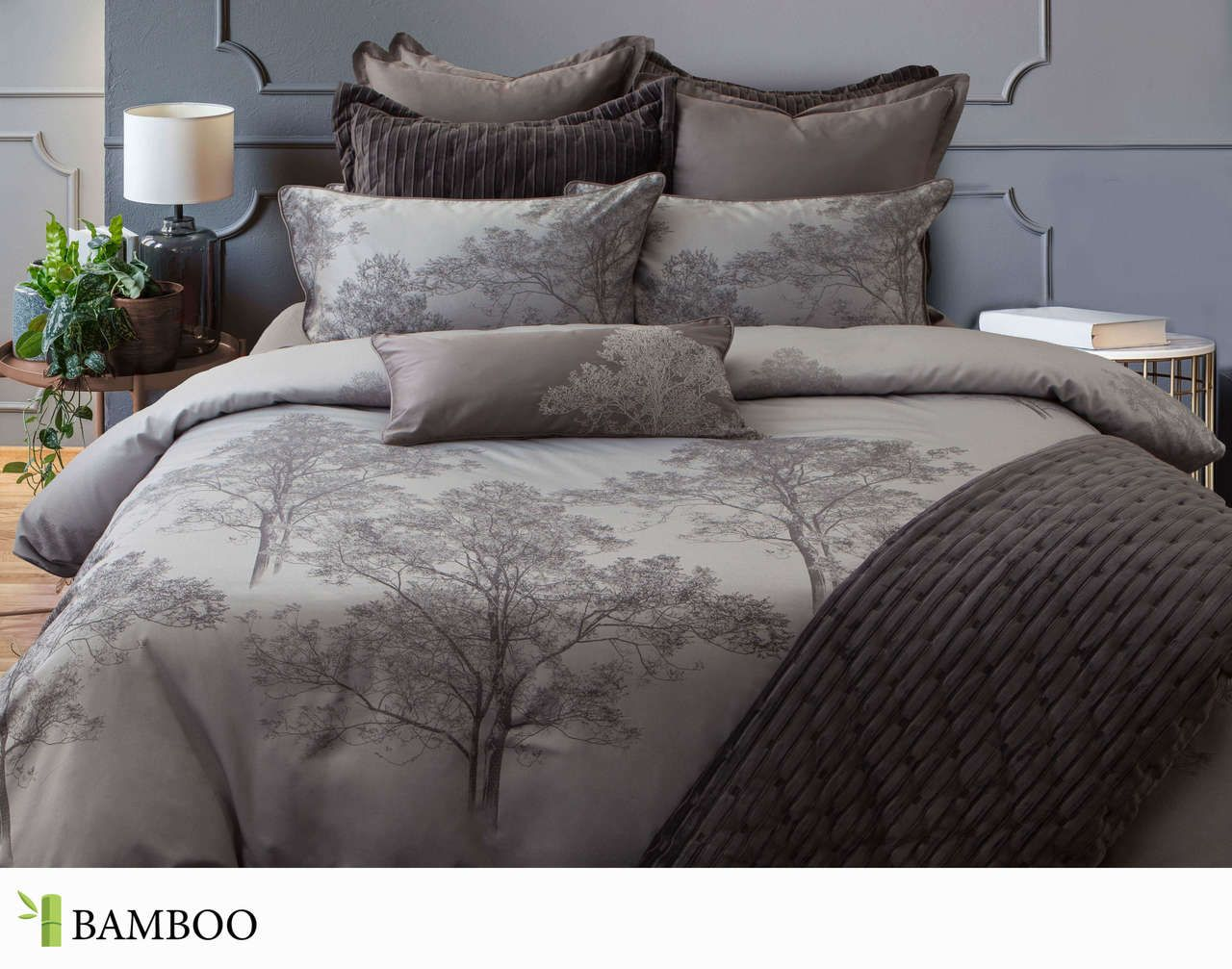 Silverleaf Duvet Cover By Qe Home Twin Grey By Qe Home In 2020