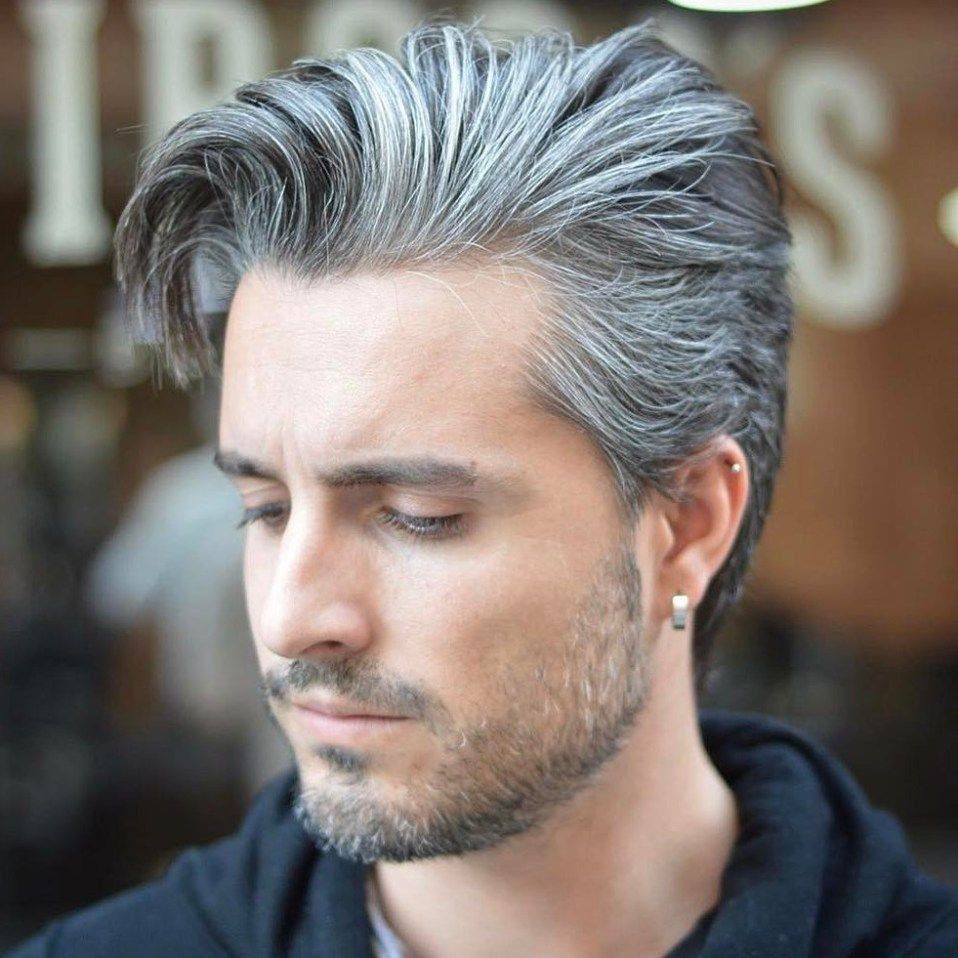 11 Superb Comb Over Hairstyles for Men  Haircuts for men, Medium