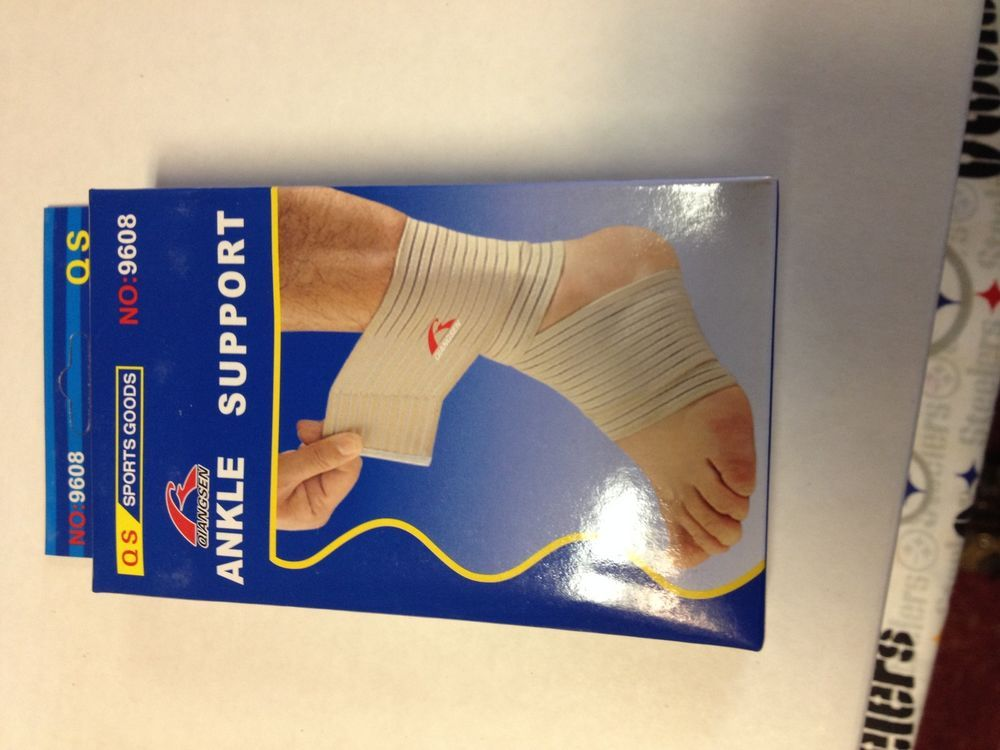 Ankle support brace work play etc new in box sportsgoods