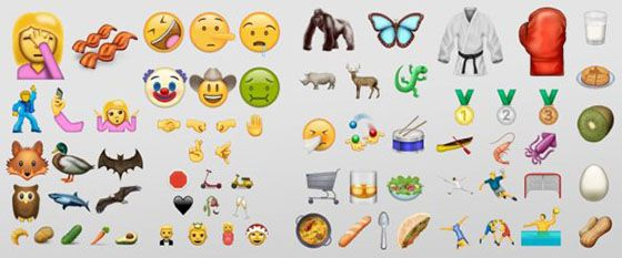 How To Get New Unicode 9 0 Emojis On Your Iphone Idevice And Android News New Emojis Emoji Characters Emoji