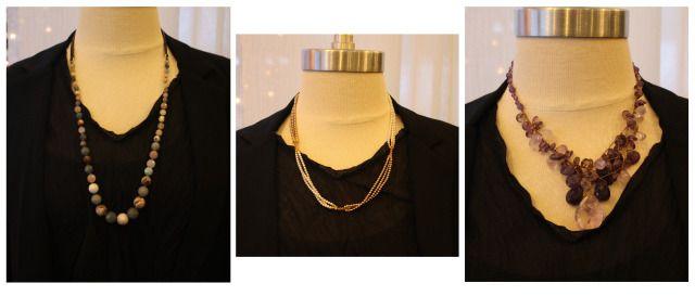 Chan Luu: Necklaces  #retailtherapymi