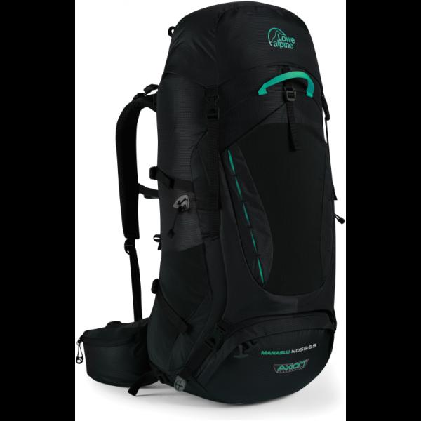Lowe Alpine Manaslu ND 5565 Backpack reviews, Backpacks