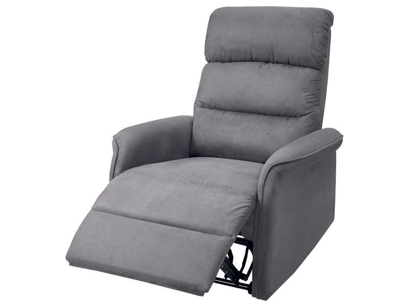 Redoutable Fauteuil Relax Tissu Conforama Décoration