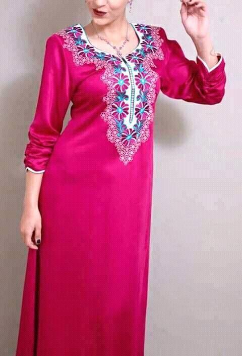 Modele de robe d'interieur hiver