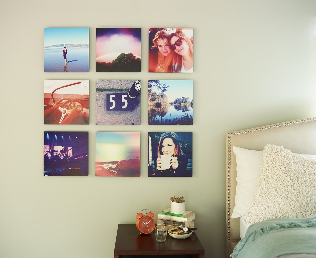 Fill Your Empty Walls By Framing Wall Art With Your