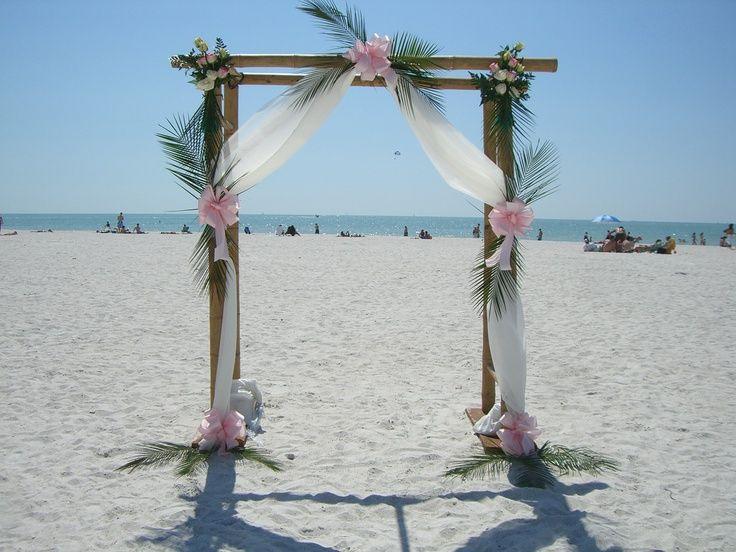 bamboo wedding arch | wedding arches | mariage zen | Pinterest ...