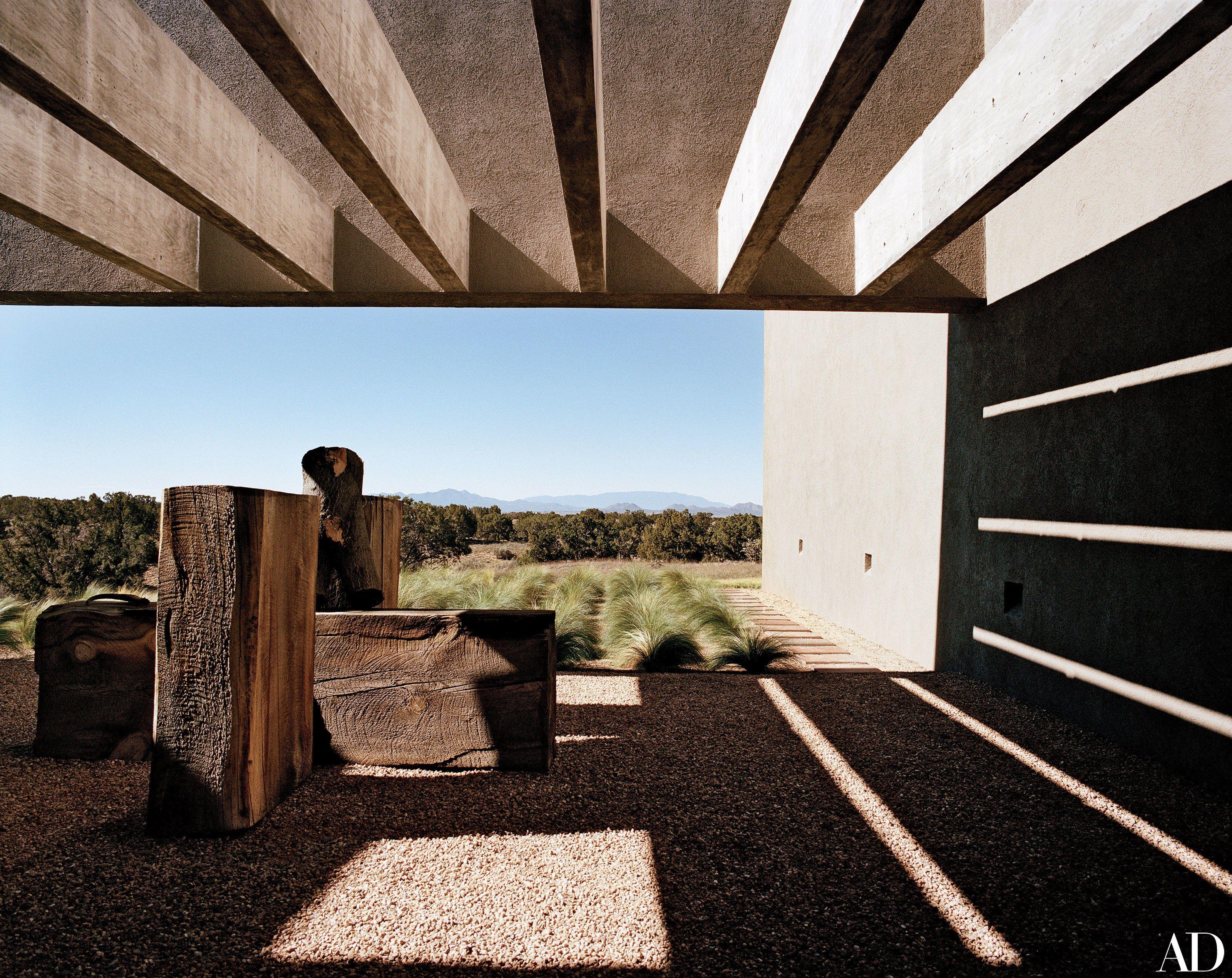 Former art director charles churchwards modern desert